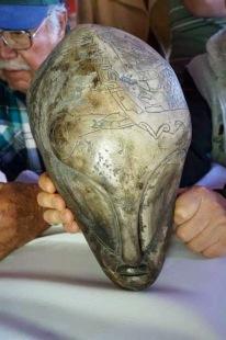 Objeto arqueologico hallado en Ojuelos, Jalisco- Mexico ...