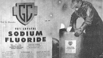 Liste des eaux minérales qui contiennent le plus de Fluorure de Sodium